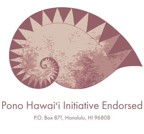 Pono Hawaii Initiative